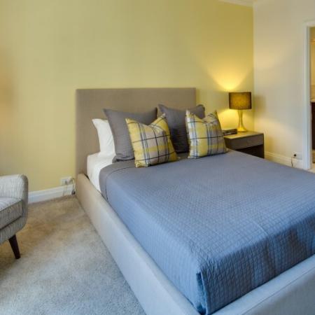 Vast Bedroom | Apartments In North Chicago | The Seneca