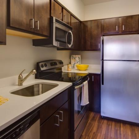 State-of-the-Art Kitchen | Apartments In Chicago IL | The Seneca