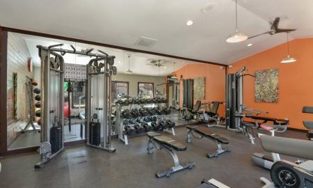 State-of-the-Art Fitness Center | Tempe Luxury Apartments | 505 West