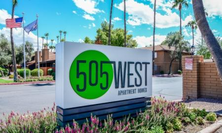 Luxury Apartments In Tempe | 505 West