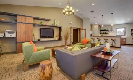 Spacious Resident Club House | Apartments Tempe AZ | 505 West