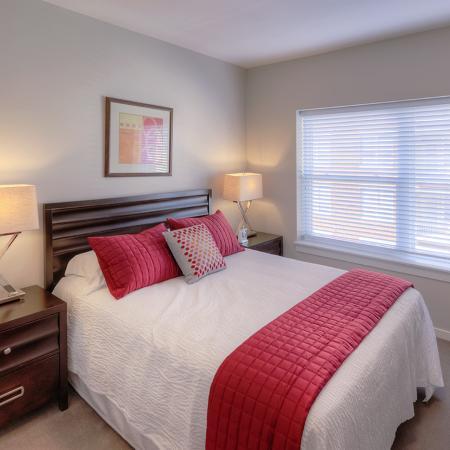 Vast Bedroom | Lombard Apartments | Apex 41