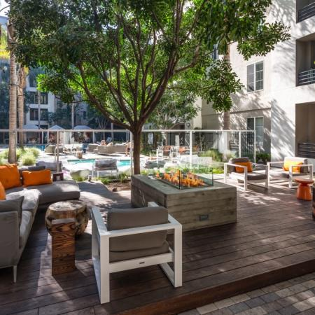Resident Sun Deck | Apartment In Santa Monica | AO Santa Monica