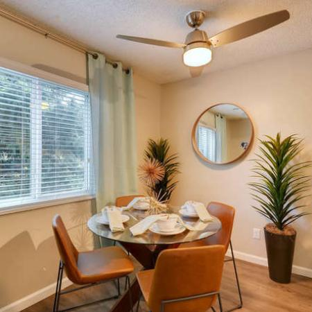 Spacious Dining Area | Apartment in Westminster, CO | Park Place at 92nd Apartments