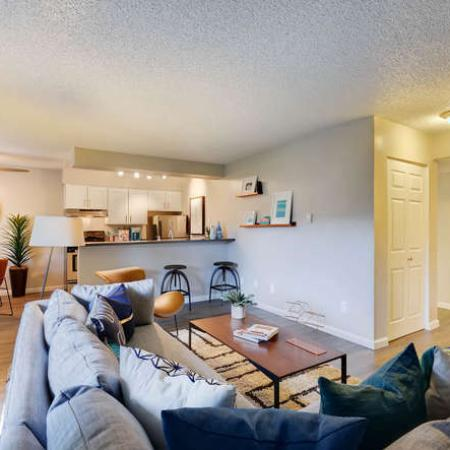 Elegant Living Area | Apartments Westminster, CO | Park Place at 92nd Apartments