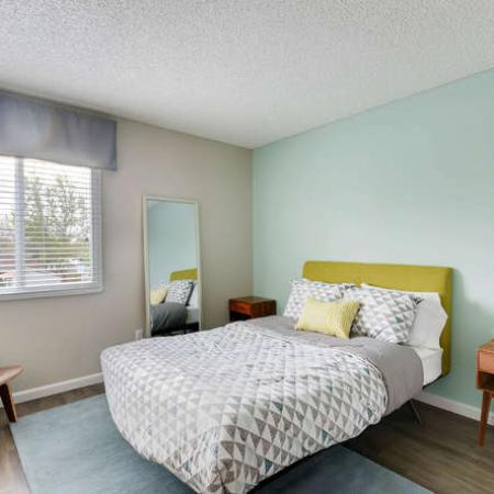 Spacious Bedroom | Westminster CO Apartment Homes | Park Place at 92nd Apartments