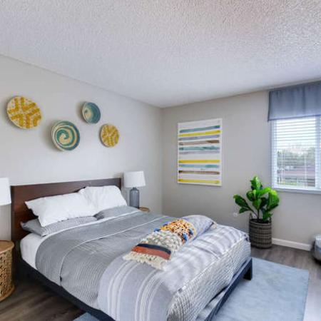 Vast Bedroom | Apartments for rent in Westminster, CO | Park Place at 92nd Apartments
