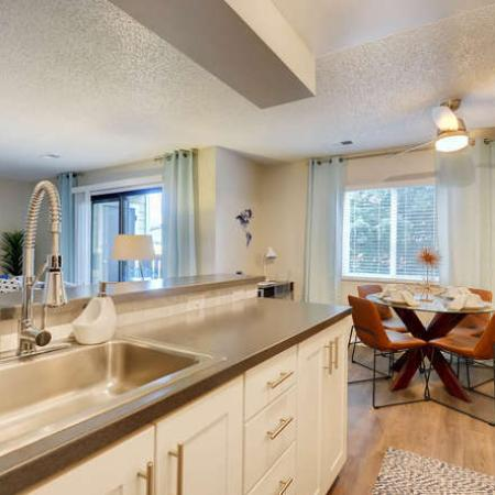 Modern Kitchen | Westminster CO Apartment For Rent | Park Place at 92nd Apartments