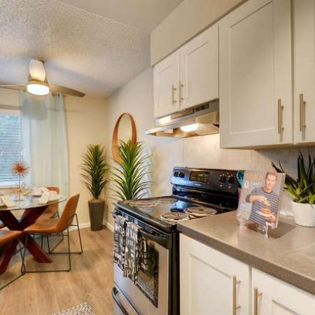State-of-the-Art Kitchen | Westminster CO Apartment Homes | Park Place at 92nd Apartments