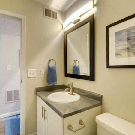 Spacious Bathroom | Westminster CO Apartment For Rent | Park Place at 92nd Apartments