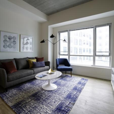 Elegant Living Area | Apartment In Somerville MA | Montaje