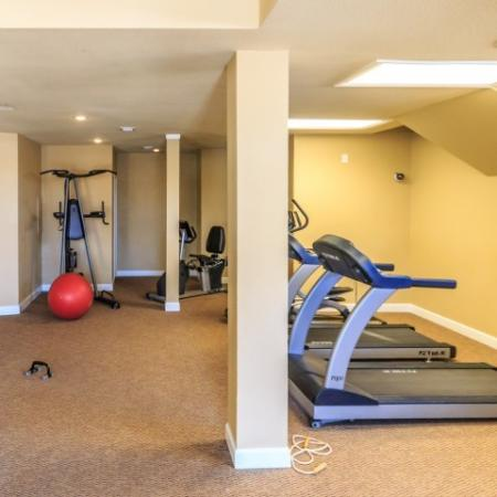 State-of-the-Art Fitness Center | Apartments Englewood CO | Silver Cliff