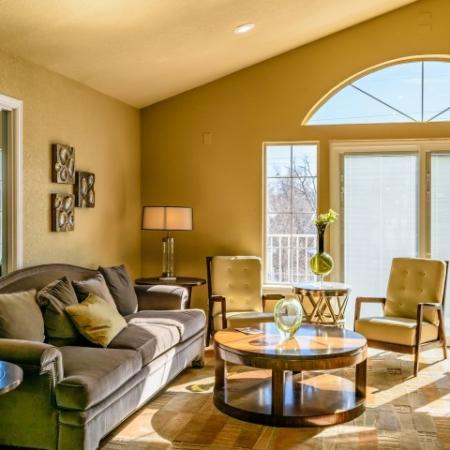 Spacious Community Club House | Apartments In Englewood | Silver Cliff