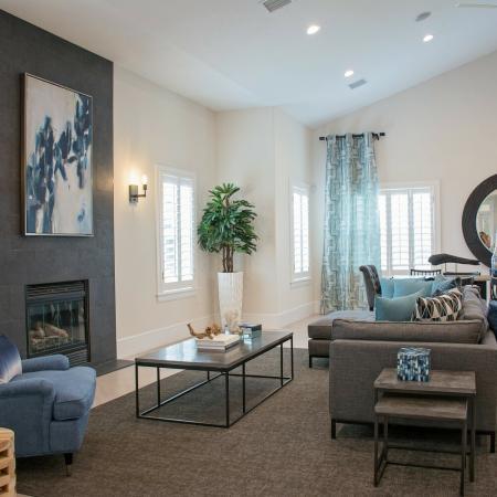 Elegant Community Club House | Herriman UT Apartments | Copperwood Apartments
