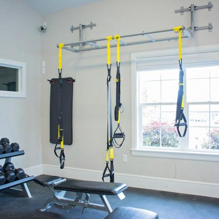 On-site Fitness Center | Herriman UT Apartments For Rent | Copperwood Apartments