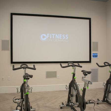 Resident Fitness Center | Apartments Herriman, UT | Copperwood Apartments