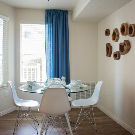 Spacious Dining Area | Apartment in Herriman , UT | Copperwood Apartments