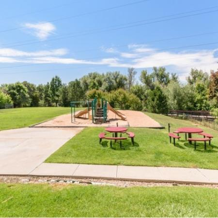 Community Children's Playground | Apartments Englewood CO | Silver Cliff