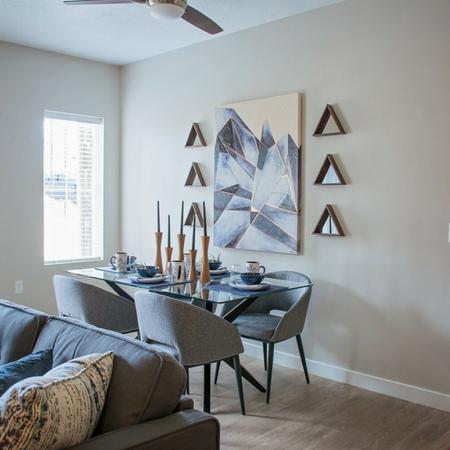 Elegant Living Area | Apartments West Valley City, UT | Sandalwood Apartments