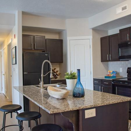 State-of-the-Art Kitchen | West Valley City UT Apartment Homes | Sandalwood Apartments