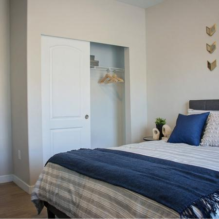 Luxurious Bedroom | Apartments in West Valley City, UT | Sandalwood Apartments