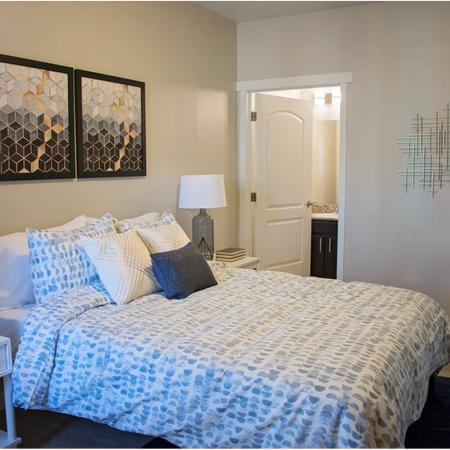 Spacious Bedroom | West Valley City UT Apartment Homes | Sandalwood Apartments
