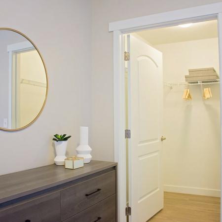 Spacious Closet | Apartments in West Valley City, UT | Sandalwood Apartments