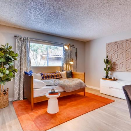 Luxurious Bedroom | Apartments in Scottsdale, AZ | Visconti at Camelback Apartments