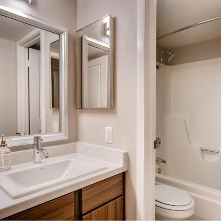 Luxurious Bathroom | Apartments for rent in Scottsdale, AZ | Visconti at Camelback Apartments