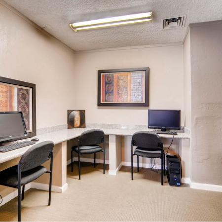 Resident Business Center | Scottsdale AZ Apartment For Rent | The Glen at Old Town Apartments
