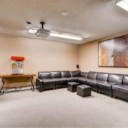 Spacious Community Club House | Scottsdale AZ Apartments For Rent | The Glen at Old Town Apartments