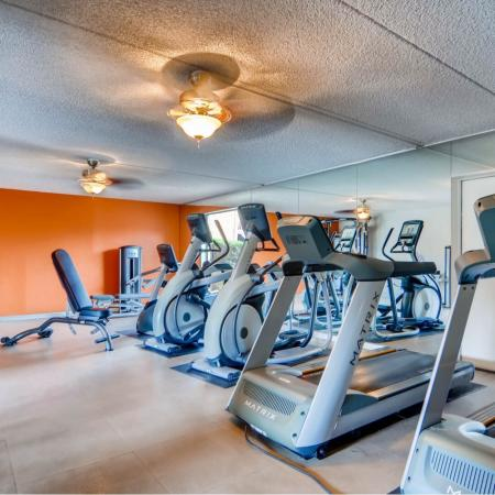 State-of-the-Art Fitness Center | Apartment Homes in Scottsdale, AZ | The Glen at Old Town Apartments