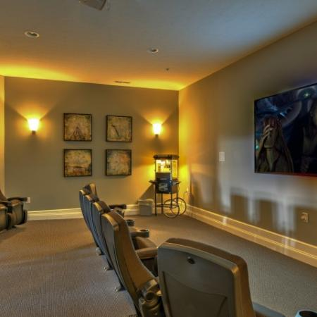 Resident Media Room | Apartments In Columbus Ohio | The Attleigh