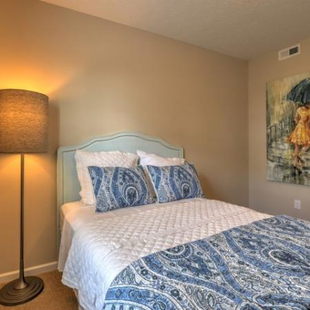 Spacious Master Bedroom | Apartments In Columbus Ohio | The Attleigh 2