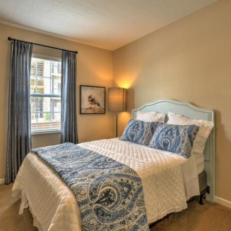 Spacious Master Bedroom | Apartments In Columbus Ohio | The Attleigh 3