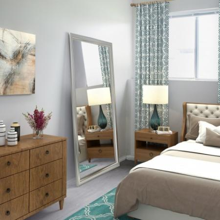 Spacious Bedroom | West Valley City UT Apartment Homes | Mountain View Apartments