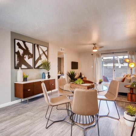 Elegant Living Area | Apartments Scottsdale, AZ | The Glen at Old Town Apartments