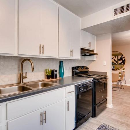 Spacious Kitchen | Apartments for rent in Scottsdale, AZ | The Glen at Old Town Apartments