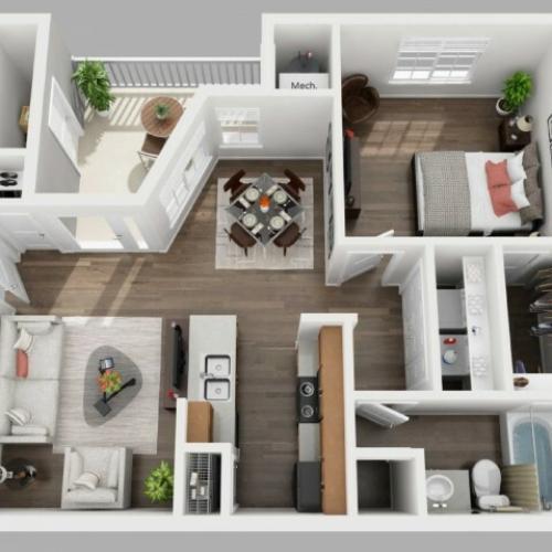 Floor Plan | Copperwood