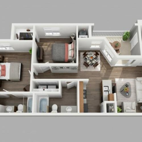 Floor Plan 2 | Copperwood