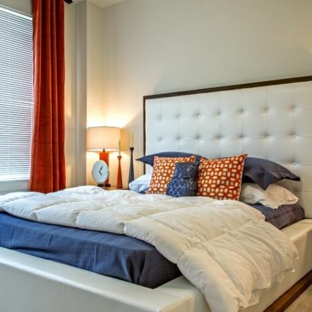 Elegant Master Bedroom | Apartments In Lake Charles | Watervue