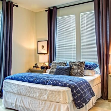 Vast Bedroom | 1 Bedroom Apartments In Lake Charles La | Watervue