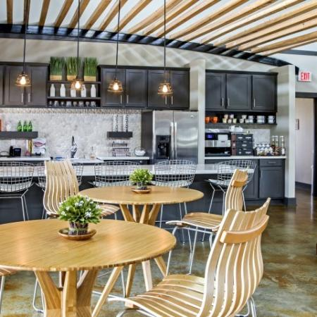 Resident Coffee Bar | Apartments In Lake Charles Louisiana | Watervue