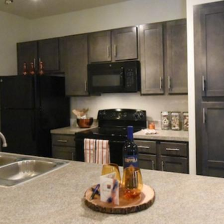 Elegant Kitchen | Apartments In Lake Charles Louisiana | Watervue