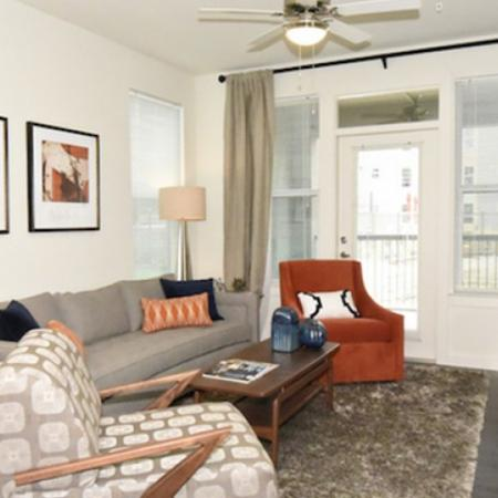 Elegant Living Area | Apartments In Lake Charles | Watervue