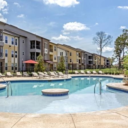 Swimming Pool | Lake Charles Apartments | Watervue