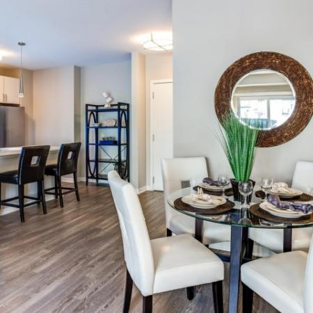 Spacious Dining Room | Apartments in Lombard | Apex 41