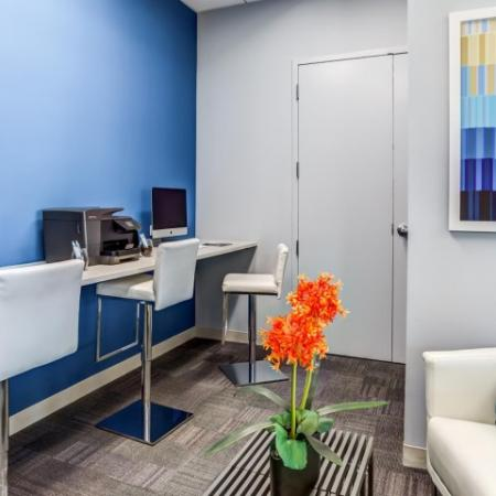 Resident Business Center | Apartment Homes In Lombard | Apex 41