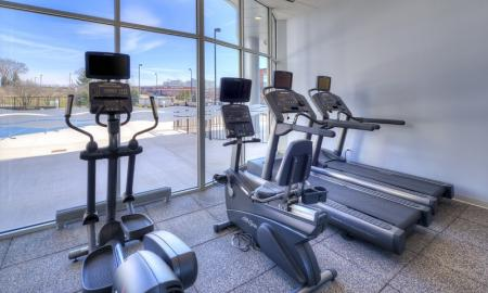 State-of-the-Art Fitness Center | Lombard Illinois Apartments for Rent | Apex 41