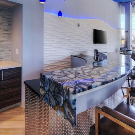 Community Lounge | Lombard Apartments | Apex 41